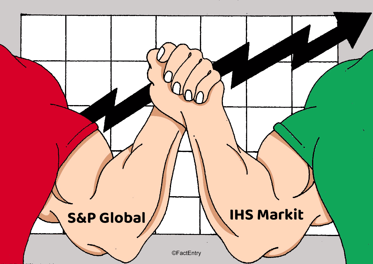 SP Global and IHS Markit to Merge in All Stock Transaction